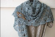 Crocheted Scarves / by Cyndi Wetmiller