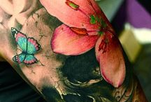 Tattoos, Piercings, Etc... / by Katherine Auman