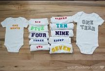 BABY / FAMILY / All things related to babies and growing a family / by Tara Nehil [SpotOfTeaDesigns]
