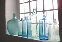 Glass Bottles / by Tokyo Jinja