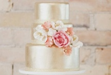 Blush & Gold Inspiration / by Cloud Nine Events & Accessories