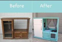 I love Repurposing! / by Shari Tackert