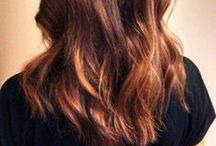 Hair/Makeup / by Vanessa Nguyen