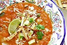 Soups, Stews and Chilis Featuring Avocado / Add some rich, creamy flavor to your soups and stews with fresh avocado. / by Avocados From Mexico