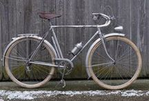 French Bicycles / by inkblotstew