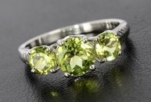 Peridot Jewelry / Peridot Jewelry at Liquidation Channel / by Liquidation Channel - Jewelry, Accessories, and Lifestyle