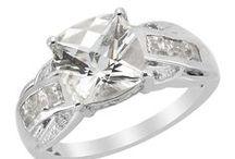 Golconda Diamond Topaz Jewelry / Golconda Diamond Topaz Jewelry from Liquidation Channel / by Liquidation Channel - Jewelry, Accessories, and Lifestyle