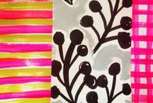 BBD Pretty Patterns / deliciously decorated - perfect patterns for inspiration. / by Boutique By Design