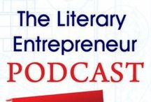 The Literary Entrepreneur Podcast / by Tyora Moody