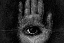hand.eye.coordination / Hands and eyes  / by Sara Renei