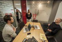 Behind the Scenes / A peek inside REA Group. Australia works here. / by realestate.com.au