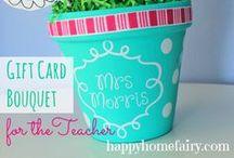 Teacher Appreciation / by Happy Home Fairy