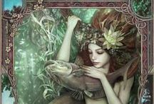Faerie / All things faerie including enchanting places, creatures and more.  / by Lasgalen Arts