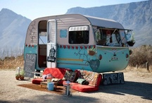 RV Travel Trailers / by Melanie Naeger