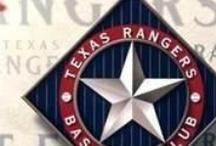 Texas Rangers / by Renee Dreyfus