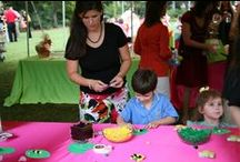 Fall Activities / The Garden offers many events during Fall with a Flourish, such as Bug Ball and Bootanical for children to enjoy themselves. / by Daniel Stowe Botanical Garden