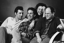 SEINFELD / AKA BEST SHOW IN THE ENTIRE UNIVERSE / by Kylie // The Baking Bird