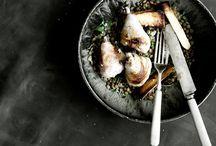 Food Art / Food Photography Dark / by Sjanett
