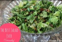 Soups and Salads / by Happy Home Fairy