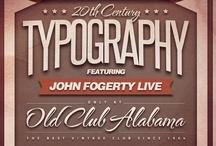 Typography / by Sittichoke S