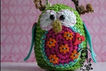 Owls :-) / by Vendula Maderska
