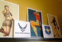 Air Force Life / by Krista Madden