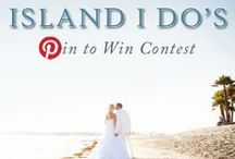 """Island I Do's"" Contest / Enter Paradise Point Resort & Spa's ""Island I Do's"" Pinterest contest during the month of May to discover your dream San Diego wedding venue and a chance to win a day of pre-bridal pampering at the award-winning Spa at Paradise Point for you and three bridesmaids!   Visit http://bit.ly/IslandIDo for details on how to enter.  / by Paradise Point"