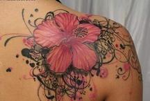 Tattoos / by Chandra