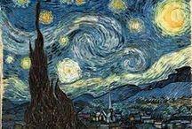 Starry, starry night / by lizziestarr