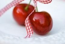 Cherries / by Paula McKeeton Hemingway Chirillo