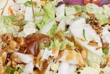 Sassy salads / by Paula McKeeton Hemingway Chirillo