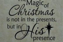 Christmas  / by Sue Chamberland de Moissac