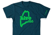 LiveME T-shirts / T-shirts from Maine / by LiveME