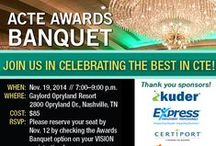 2015 Excellence Awards Finalists / by ACTE