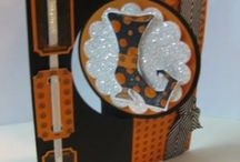 Stampin Up - Halloween / by Donna Hughes