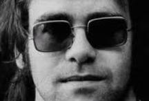 Elton John / by Sherrie