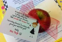 classroom - parent/teacher communication/tips / by Sonya Vittiglio