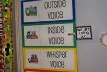 classroom management ideas / by Sonya Vittiglio