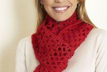 Crochet scarves / by Tatyana Boynetskiy