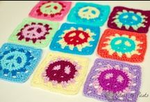 CGSS / Free granny square patterns  / by Inez Perez