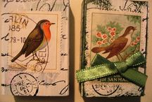 Crafty Things - Matchboxes / by Pamela Kenney