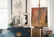 Favorite Places and Spaces / Interiors, home design, home decor and lovely spots here and there / by Samantha Baldwin