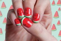 I love these nails... / by Cindy Hartley