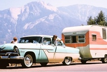 Vintage Camper Dreams/Glamping / by Alexa McCabe