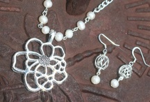 Awesome hand-made jewelry-Aurora Jewelry / by Lisa Roppolo