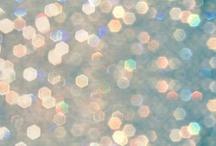 Sparkle Glitter Shimmer Love / by Alexa McCabe