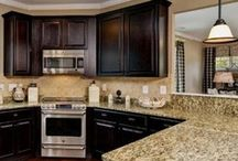 Kitchen Remodel Ideas / ideas and options / by Lisa Roppolo