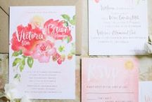 [ stationary love ] / by Created Lovely Events