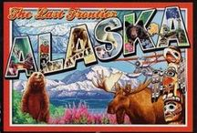 Alaskan Cruise / travel / by Sharon LaGrone Lawrence