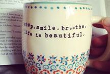 Crazy about Mugs / I collect mugs <3 These are a few I would die to have!! / by Chantel M
